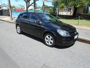 2005 Holden Astra AH MY05 CDX Black 4 Speed Automatic Hatchback Somerton Park Holdfast Bay Preview