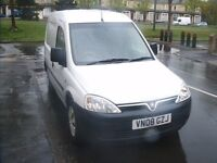 2008 Vauxhall Combo 1.3 CDTI 2 Owners Sliding Door Superb Drive Cheap To Tax and Insure P/Ex Welcome