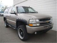 2006 Chevrolet Suburban FULLY LOADED, 4 FABTECH LIFT, 33 TIRES,