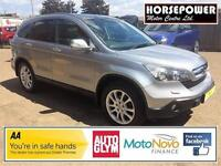 2008 Honda CR-V 2.0 i-VTEC EX Station Wagon 5dr Petrol silver Manual