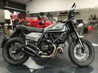 Ducati Scrambler 800 NightShift 2021 Model - IN STOCK NOW!! 0% FINANCE AVAILABLE