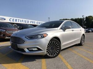 2017 Ford Fusion SE AWD|HEATED SEATS|BLUETOOTH|NAVIGATION|REM...