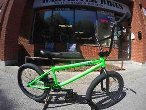 BRAND NEW BMX Bikes @ Harvester Bikes GR8 PRICE! FREE TUNEUPS