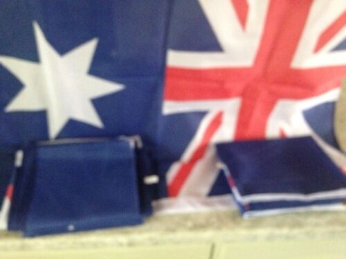 5 Australia Flags Large 5 x 3 FT
