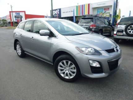 2011 Mazda CX-7 ER10L2 Classic Activematic Grey 5 Speed Sports Automatic Wagon Cairns Cairns City Preview