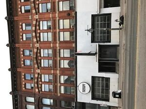 5,500 S.F. DOWNTOWN Richmond at York - Commercial/Studio/Office