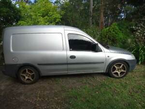 2005 Holden Combo Van/Minivan Wrecking Cardiff Heights Lake Macquarie Area Preview