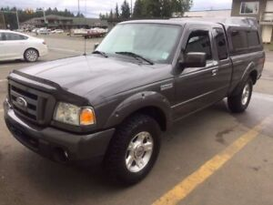 2010 Ford Ranger FX4 EXT CAB OFF ROAD