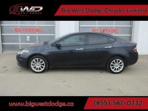 2013 Dodge Dart Limited 1.4L Turbo Automatic Full Load