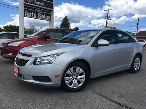 2014 Chevrolet Cruze 1LT TURBO // AUTOMATIC // BACKUP CAMERA....