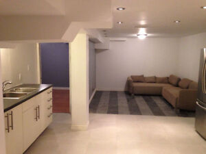 BASEMENT FOR RENT IN PICKERING