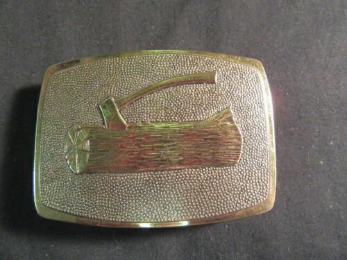 Wood Badge Buckle   eb25