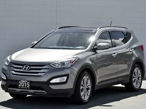 2015 Hyundai Santa Fe Sport 2.0T Limited 4dr All-wheel Drive
