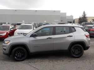 2017 Jeep New Compass Sport