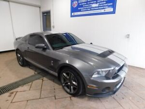 2010 Ford Mustang Shelby GT500 *MANUAL*