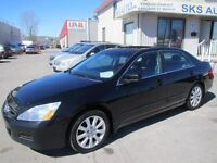 2007 Honda Accord (GARANTIE 2 ANS INCLUS PARFAITE CONDITION