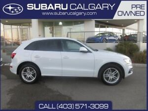 2014 Audi Q5 2.0L Technik l TURBO CHARGED l DUAL MOON ROOF