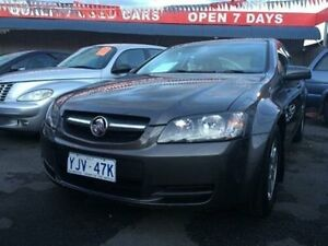 2008 Holden Commodore VE MY08 Omega Grey 4 Speed Automatic Sedan Braddon North Canberra Preview