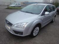 LHD 2008 Ford Focus 1.6 Auto Estate Petrol 5Door. SPANISH REGISTERED