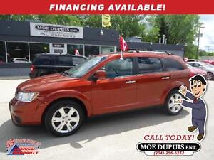 2014 Dodge Journey R/T,THIRD ROW!! ALL THE GOODIES!!