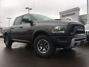 2016 Ram 1500 Rebel 5.7L V8 Hemi 8 Speed