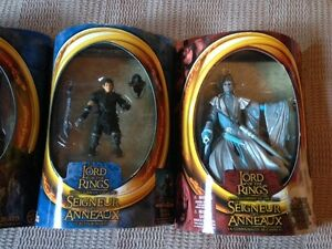 Lord of the RINGS figures MIB MOC lot 2 Orcs and more London Ontario image 3