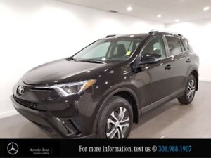 2016 Toyota RAV4 LE Heated Front Seats CAM