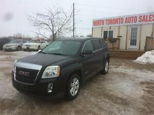 2011 GMC TERRAIN SLE-1 - LOW KM - 4CYLINDER - AUTOMATIC - CLEAN