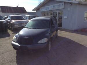2003 Chrysler PT Cruiser Fully Certified and No Accidents!