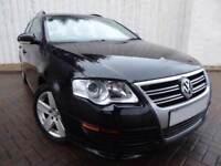 Volkswagen Passat 2.0 TDI 110 CR R-Line Tourer, It's Diesel, It's An Estate, It's a VW, in Black!