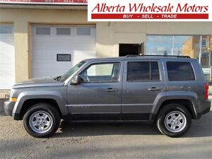 2012 JEEP PATRIOT SPORT NORTH EDITION 4X4 WE FINANCE ALL