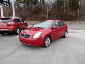 2009 NISSAN SENTRA!! ONLY $5998!! FINANCING AVAILABLE! APPLY NOW