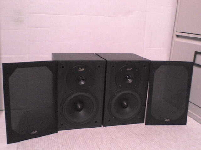 100W Gale tech Stereo Speakers - Heathrow