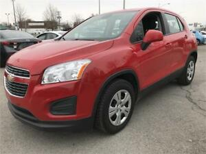 2014 Chevrolet Trax *76,000KM* A/C AUTOMATIQUE CRUISE CONTROL