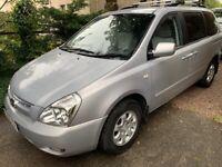 Kia, SEDONA, MPV, 2009, Manual, 2902 (cc), 5 doors