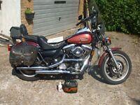 harley davidson fxrs convertable low rider