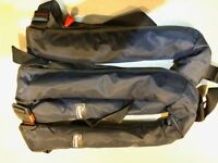 Bluewave 150N Navy Automatic Lifejacket