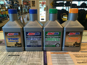 AMSOIL SYNTHETIC OIL PRODUCT IN STOCK AT HFX MOTORSPORTS