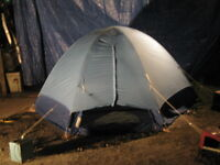 Taymor Walkabout 4 Season, 2+ Person Ice Fishing Dome Tent. Used