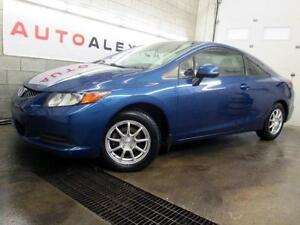 2012 Honda Civic LX  AUTOMATIQUE A/C MAGS BLUETOOTH