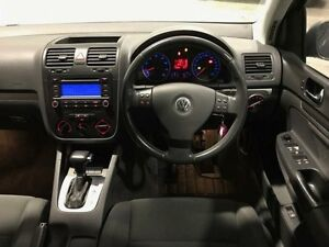2005 Volkswagen Golf V Comfortline Sports Automatic Hatchback Williamstown North Hobsons Bay Area Preview