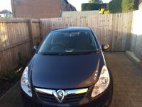 Vauxhall Corsa: V.clean; 12-mths MOT; just svcd; full history; 2 new tyres; a/c; elec.fr.w; mats;