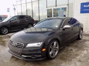 2014 Audi S7 4.0T/450HP/NAV/LEATHER/SUNROOF