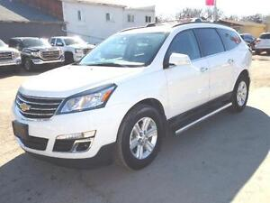 2013 Chevrolet Traverse 2LT AWD Leather
