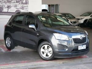 2015 Holden Trax TJ MY16 LS Grey 6 Speed Automatic Wagon Doncaster Manningham Area Preview
