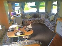 Very Cheap Static Caravan For Sale in Cornwall on Family Park with Site Fees inc until 2018