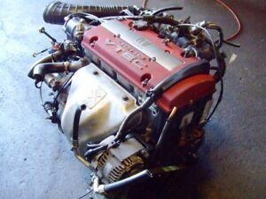 HONDA EURO-R H22A TYPE-R 1999+ ENGINE T2W4 LSD TRANSMISSION