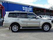 2013 Mitsubishi Pajero NW MY13 VR-X Gold 5 Speed Sports Automatic Wagon Welshpool Canning Area Preview