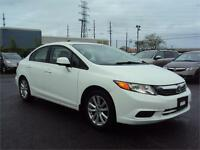 2012 Honda Civic Sdn EX AUTO SUNROOF Ottawa Ottawa / Gatineau Area Preview
