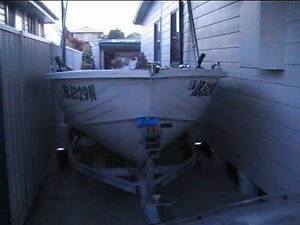 polycraft-boat-4-5m-with-60hp Belmont South Lake Macquarie Area Preview